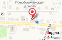 Схема проезда до компании Калугаоблводоканал в Полотняном Заводе