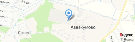 ИнноФорма на карте Аввакумово