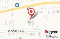 Схема проезда до компании КурскСпецПошив в Ворошнево