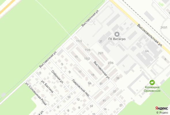 жилой комплекс Соловьиная роща