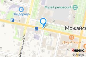 Однокомнатная квартира в Можайске ул.московская