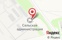 Схема проезда до компании Администрация сельского поселения д. Жилетово в Жилетово