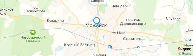 город Можайск