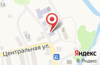 Схема проезда до компании МБУК в Зареченском
