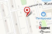 Схема проезда до компании Новый дом-Жилетово в Жилетово