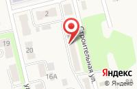 Схема проезда до компании Отделение почтовой связи в Куровском
