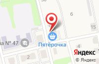 Схема проезда до компании Парикмахерская на ул.Строительная в Куровском