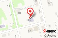 Схема проезда до компании Детская школа искусств №9 в Куровском