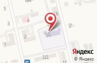 Схема проезда до компании Ягодка в Куровском