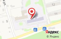 Схема проезда до компании Жилетовская средняя общеобразовательная школа в Жилетово