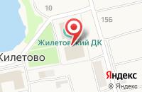 Схема проезда до компании Мои документы в Жилетово