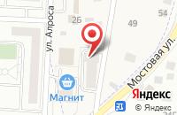 Схема проезда до компании Детская поликлиника №1 в Зареченском