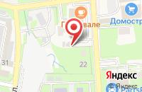 Схема проезда до компании Интерсигнал в Можайске