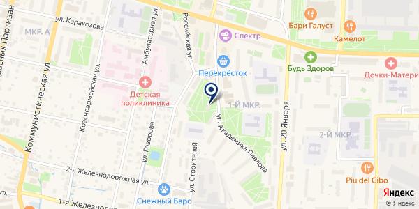 Курсы парикмахеров на карте Можайске