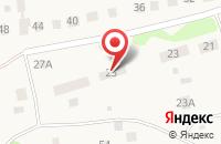 Схема проезда до компании Почтовое отделение №141534 в Лыткино