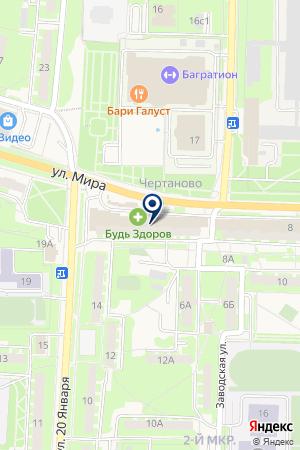 МАГАЗИН АВТОЗАПЧАСТЕЙ ГАЙНУЛИН А.Н. на карте Можайска