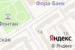 Схема проезда до компании Вероника в Воротынске