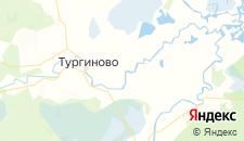 Отели города Рязаново на карте