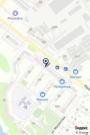ФИЛИАЛ №8595/023 ОРЛОВСКИЙ БАНК СБЕРБАНКА РФ на карте Орла