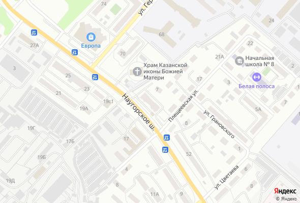 жилой комплекс Наугорское шоссе, 62