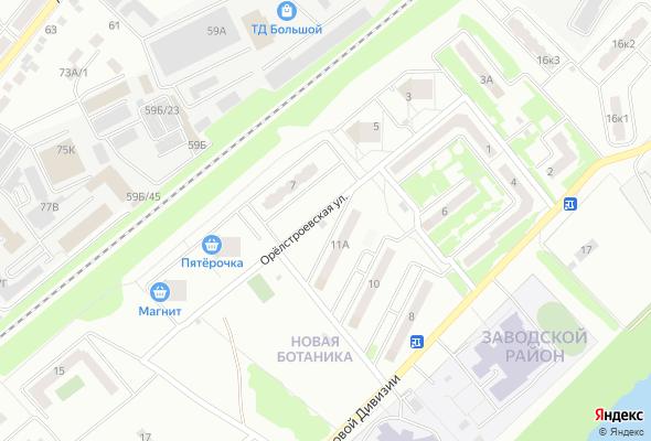 продажа квартир Новая Ботаника