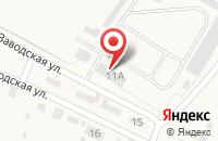 Схема проезда до компании ТрансЭксКомпани в Щербинино