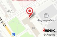 Схема проезда до компании Российский купец в Орле