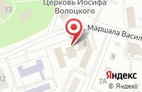 Схема проезда до компании Сахарово в Сахарово