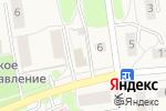 Схема проезда до компании Магазин посуды, одежды и игрушек в Пятовском