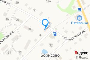 Двухкомнатная квартира в Можайске с. Борисово, Нагорная ул., 8\u002F10