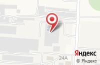 Схема проезда до компании Курск фрут в Ворошнево