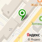 Местоположение компании ОрёлКонцерт