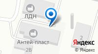 Компания Антей-пласт на карте