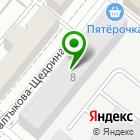 Местоположение компании Юнитекс