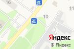 Схема проезда до компании Градус40 в Воротынске