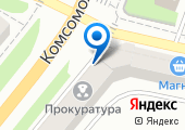 Адвокатская палата Орловской области на карте