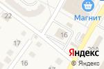 Схема проезда до компании Воскресение в Воротынске