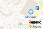 Схема проезда до компании Калугафармация, ГП в Воротынске