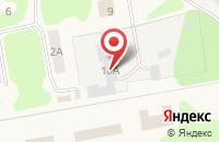 Схема проезда до компании Столплит в Семилуках