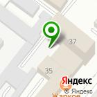 Местоположение компании ОРЕЛАГРОПРОМПРОЕКТ