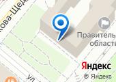 Департамент экономического развития и инвестиций Орловской области на карте