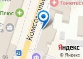 Управление культуры и архивного дела Орловской области на карте