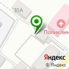 Местоположение компании ГОРПРОЕКТ