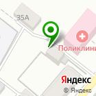 Местоположение компании ГОРПРОЕКТ, ЗАО