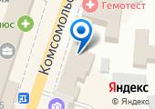 Управление по организационному обеспечению деятельности мировых судей Орловской области на карте