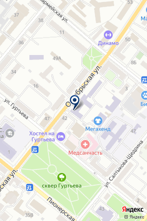 ВЕТЕРИНАРНЫЙ ЦЕНТР на карте Орла