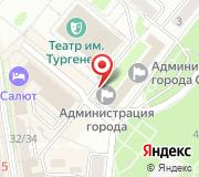Орловский городской совет народных депутатов