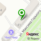 Местоположение компании Славянская мебель