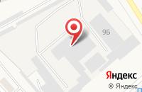 Схема проезда до компании ЭкоДом в Росве