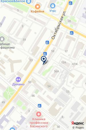 НАША АПТЕКА на карте Орла